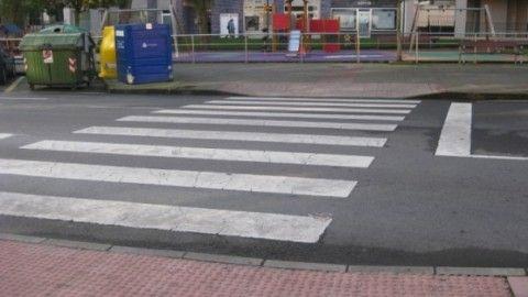 Mantenimiento urbano.  Mejora de la accesibilidad en calles