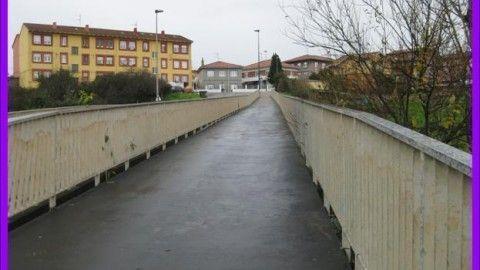 Mejora Pasarela Bustiello-Llaranes