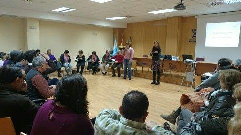 Reunión conjunta Consejos Participacion Zona