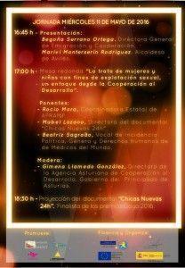 Programa Jornada 11 de mayo