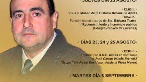 Homenaje a José Carlos Valdés