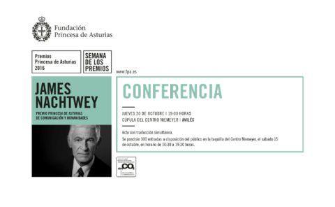 Conferencia de James Nachtwey