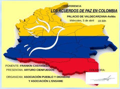 CONFERENCIA: LOS ACUERDOS DE PAZ EN COLOMBIA