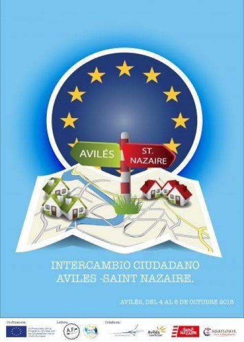 "INTERCAMBIO CIUDADANO  PROYECTO ""SER EUROPEO O SENTIRSE EUROPEO"""