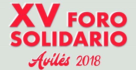 XV FORO SOLIDARIO