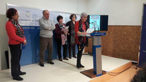 Presentación del XV Foro Solidario de Avilés
