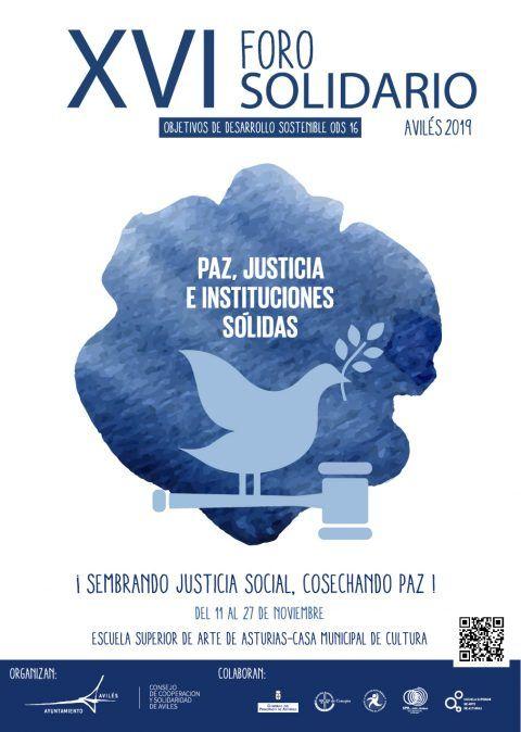 XVI Foro Solidario de Avilés