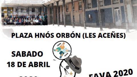 Abierta la inscripción para la IV Feria Avilesina de Asociaciones – FAVA