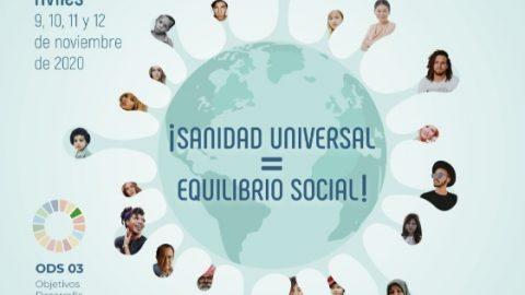 Participa en directo en el XVII Foro Solidario de este año: Salud y Bienestar