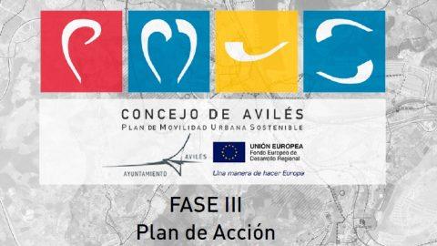 INFORMACIÓN PLAN DE MOVILIDAD URBANA SOSTENIBLE DE AVILÉS (PMUS)