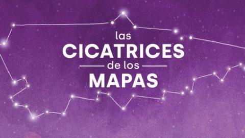 """Presentación del cómic """"LAS CICATRICES DE LOS MAPAS: UNA DIÁSPORA DE COLOR VIOLETA"""""""