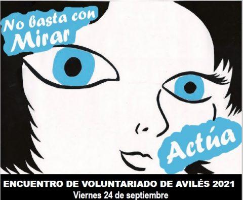 Encuentro de Voluntariado Avilés 2021